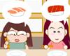 เกมส์ทำซูชิแสนอร่อย