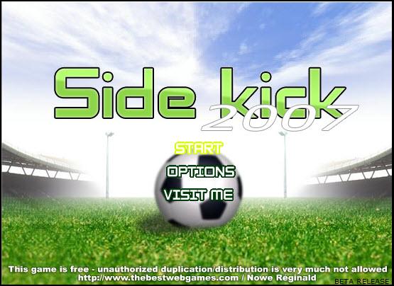 เกมส์Side Kick