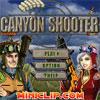 เกมส์ยิงปืน Canyon Shooter