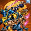 เกมส์ยิงปืน X-Men Trio Squad
